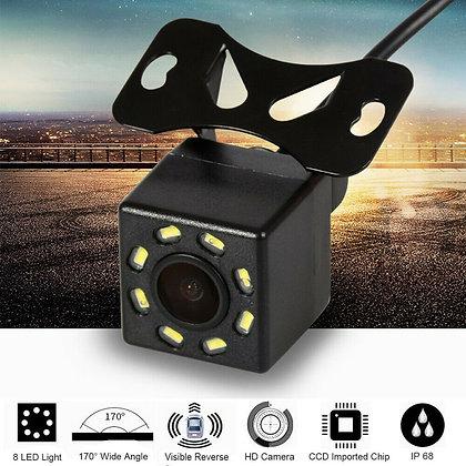 170º CCD Car Rear View Backup Parking Camera HD Night Vision Waterproof IP68