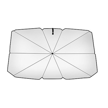 Auto Car Windshield Visor SunShade Custom Made Sun Shade umbrella Wind Shield