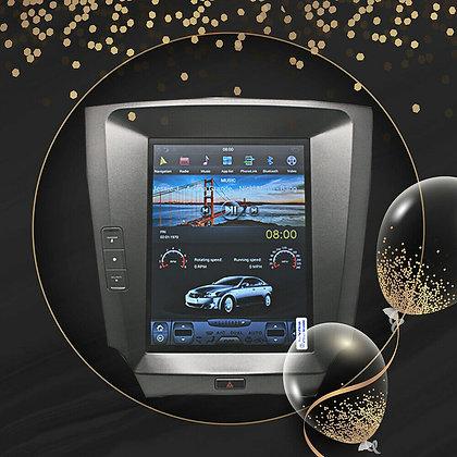 32GB 10.4'' Tesla Style Car GPS Radio Navigation for Lexus IS250 IS350 2007-2015