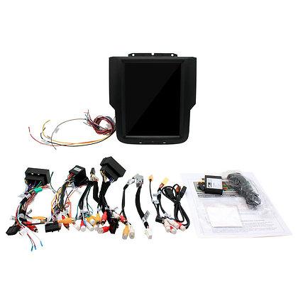 "10.4"" 32G Tesla Vertical Screen Car Radio GPS Navigation For 2013 Dodge Ram 1500"