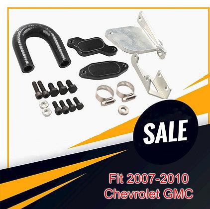 EGR Valve Cooler Kit 6.6L LMM Duramax Diesel For Chevrolet GMC 2007-2010