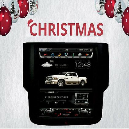 "10.4 "" 2 + 32GB Tesla Style Car GPS Radio for Dodge Ram 1500 2500 3500 2013-2019"