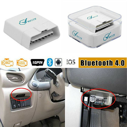 OBD2 OBDII Car Bluetooth 4.0 Code Scanner Reader ELM 327 Automotive Diagnostic