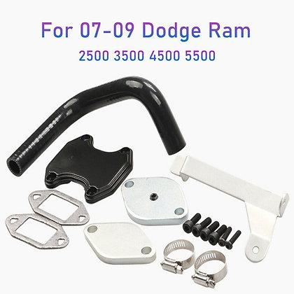 Diesel Cummins EGR Valve Cooler Kit 6.7L For 07-09 Dodge Ram 2500 3500