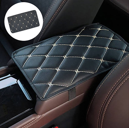 Universal Car Armrest Pad Mat Cover Center Console Box Cushion Protector