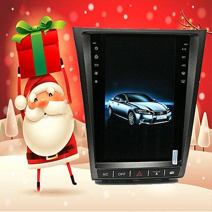 "11.8"" Tesla Style Car GPS Navigation WiFi Radio For Lexus GS300 GS430 2006-2011"