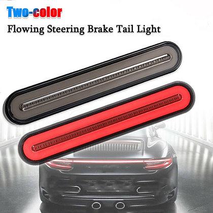 2x LED Car Truck Bar Brake Flowing Turn Signal Stop Rear Tail Strip DRL Light US