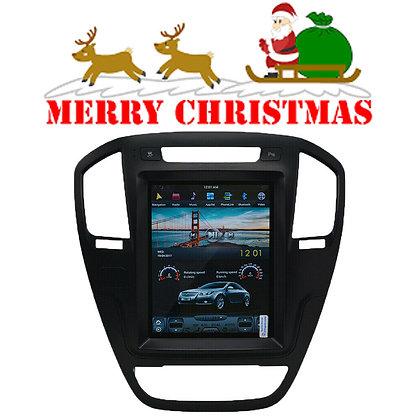 "10.4"" Tesla Style Car GPS Radio WiFi Navigation 2+32GB For Buick Regal 2009-2013"