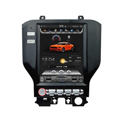 "10.4"" Tesla Style Car GPS HD Navigation Radio for Mustang 2014-2018"