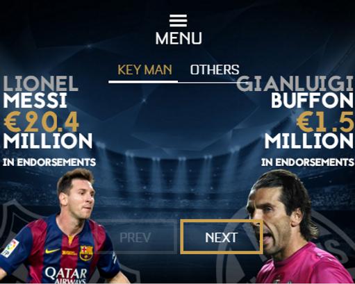Billion Euro Game