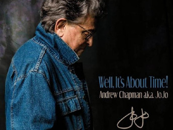 """CD Review: """"Well Its About Time"""" - Andrew Chapman"""