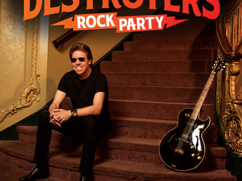 George Thorogood and the Destroyers Launching the Rock Party Tour in Late February