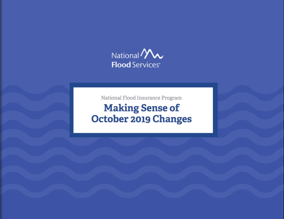 Making Sense of the October 2019 FEMA NFIP Flood Changes eBook