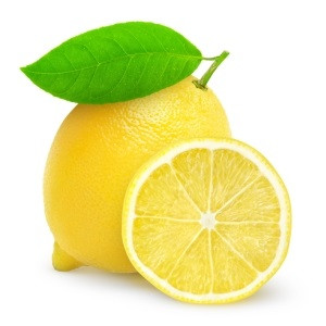When you have lemons in your health plans, make lemonade