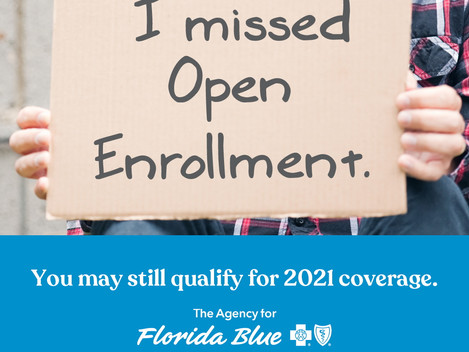 Special Enrollment Period for Individual Health Coverage Starts Feb 15th, 2021