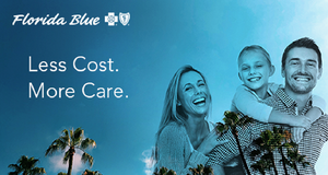 Florida Blue Individual Health Plans as low as $0 per month