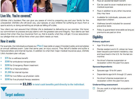 Accident Plan Can Cover Your Deductible