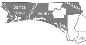 The new Florida Blue myBlue 2210X Plan is available in Northwest Florida