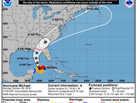 Hurricane Michael - New Information