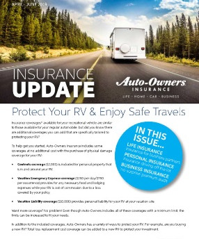 Auto-Owners Spring Insurance Update