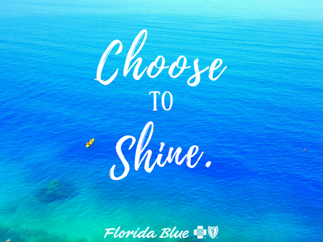Choose To Shine