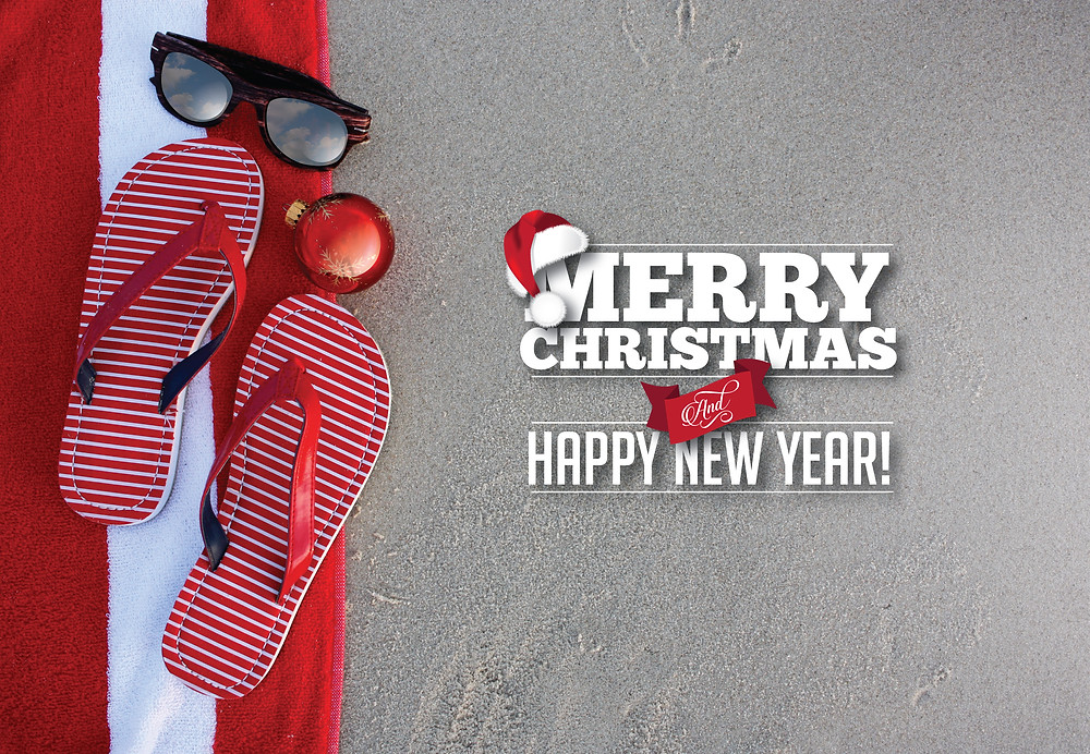 Merry Christmas and Happy New Year from Fuller Insurance in Santa Rosa Beach, Florida