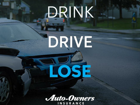 Drink, Drive, Lose