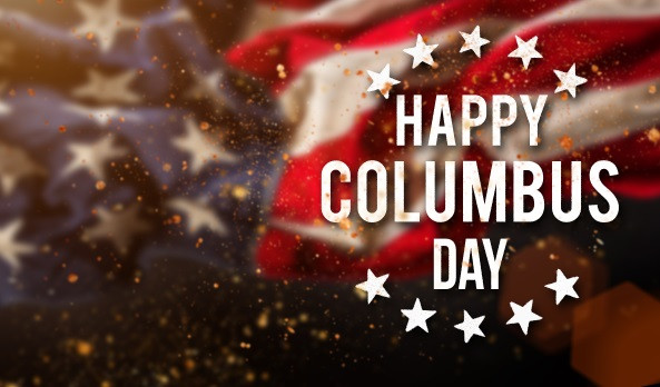Happy Columbus Day from Fuller Insurance in Santa Rosa Beach, Florida