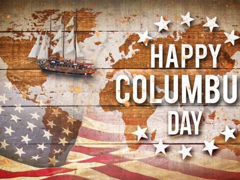 Happy Columbus Day 2021