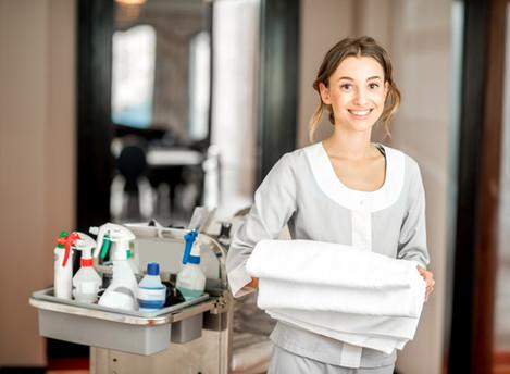 Marriott Hotels Planning Hospital-Grade Cleaning