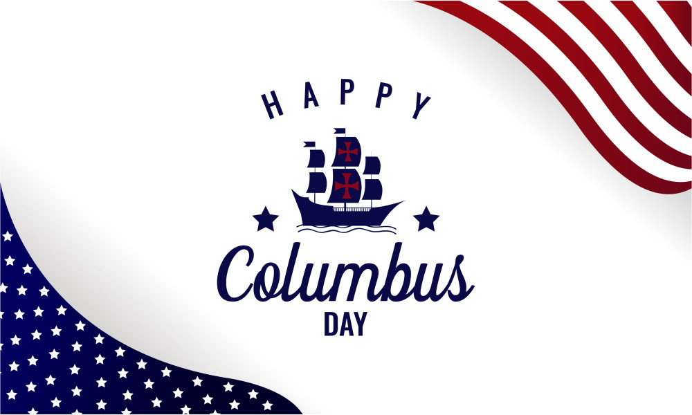 Happy Columbus Day 2020 from Fuller Insurance in beautiful Santa Rosa Beach Florida - Your Local Trusted Choice Insurance Agent for SoWal South Walton and 30A