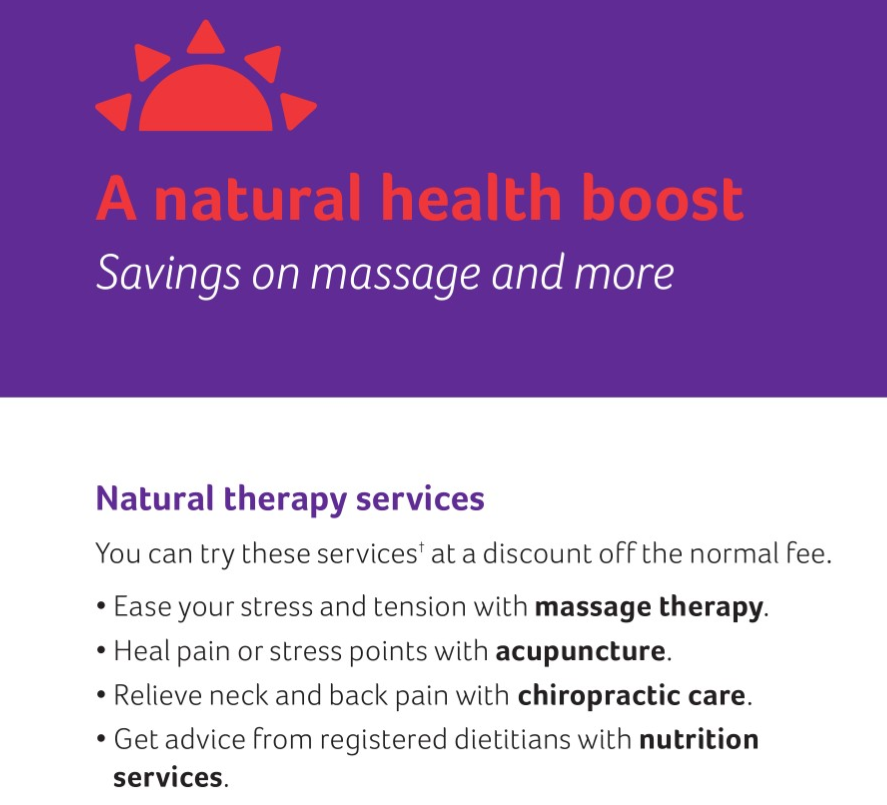 Aetna Health Plans - Group Health Plans give you a Natural Boost