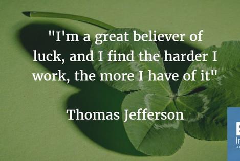 Believe In Luck?