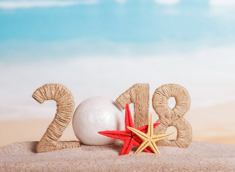 Happy New Year - 2018 Holiday Schedule