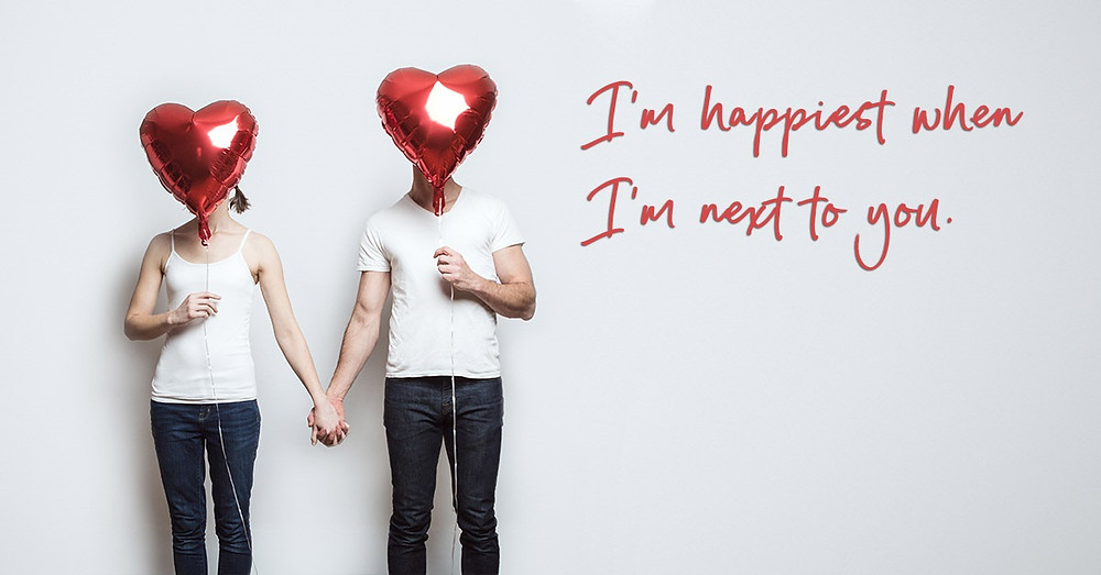 #InsureYourLove - I'm Happiest when I'm Next To You