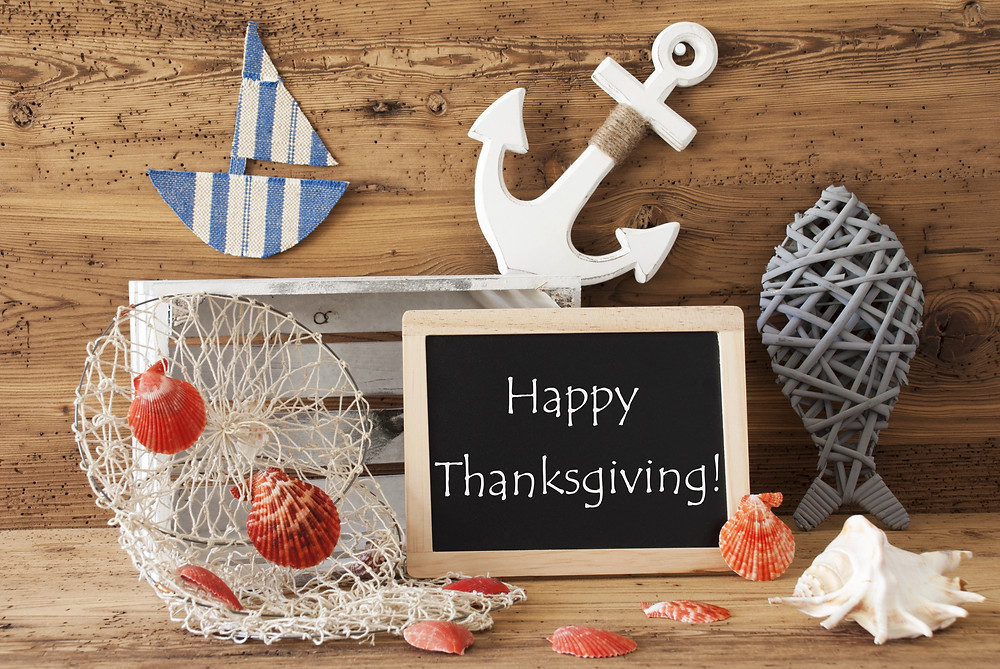 Happy Thanksgiving from Fuller Insurance