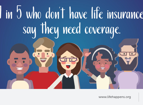 Life Insurance - You Need It. #LIAM18