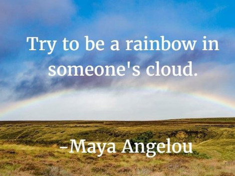 Try To Be A Rainbow