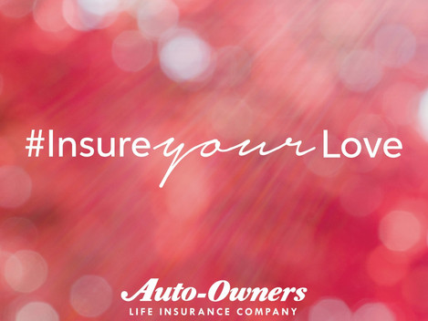 February is National #InsureYourLove month