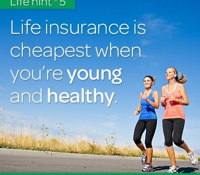Life Insurance Hint #5 - A New Year's Resolution