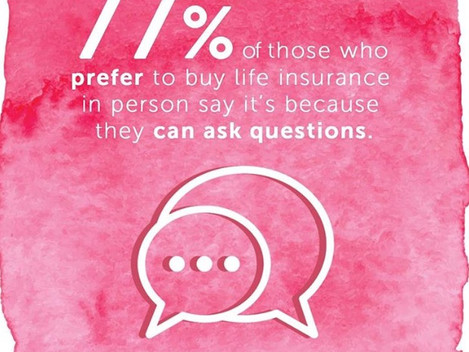 We Answer Life Insurance Questions!