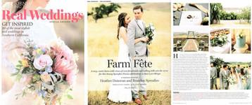 Spreafico Farms - Real Weddings