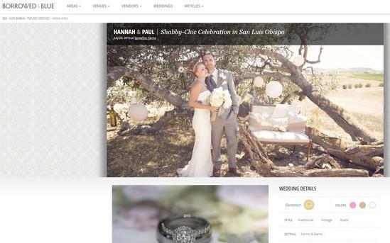 Spreafico Farms Borrowed & Blue Farm Wedding