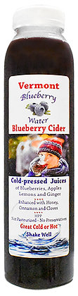 Blueberry Cider   12 oz