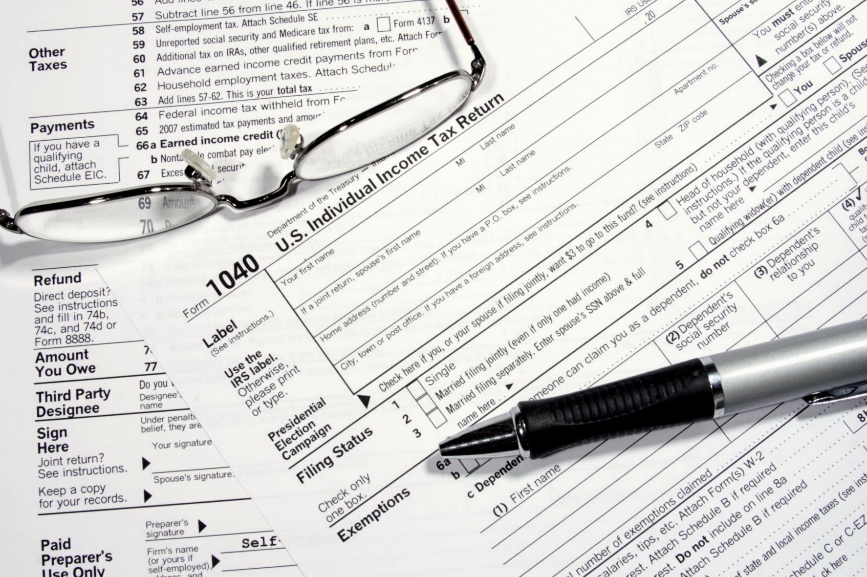 1040 tax mobile tax tips form 1040a may be best for you if falaconquin