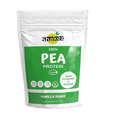 100% Pea protein