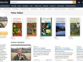 INSIDE STORY: The Evolution of the National Audubon Field Guides Series