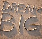 reaching goals & making dreams come true