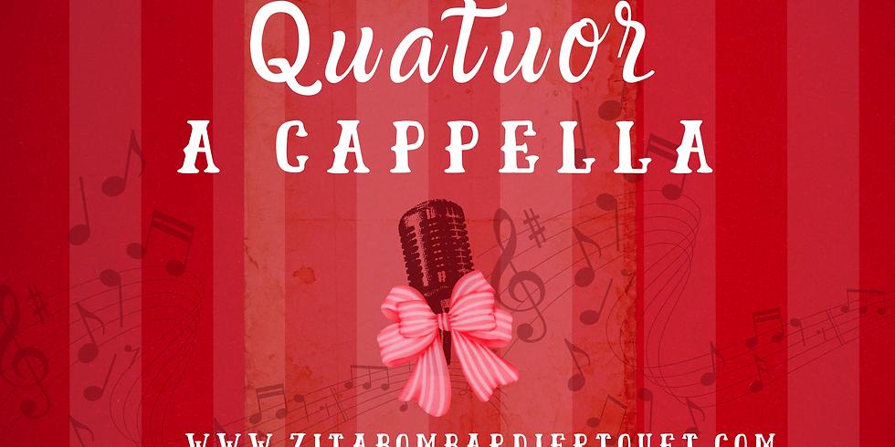 Quatuor Barbershop