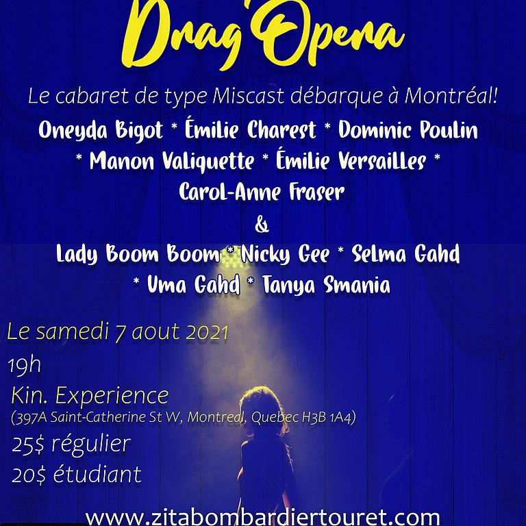 Cabaret Drag'Opéra